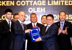 Terengganu Inc Labur RM25 Juta Miliki Chicken Cottage