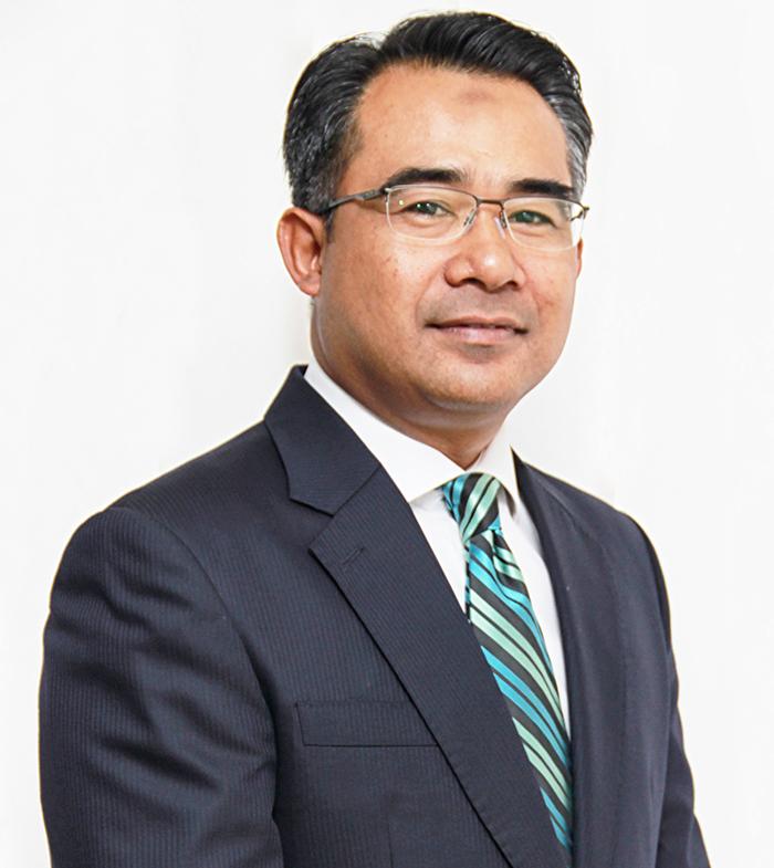 Dr. Wan Ahmad Rudirman bin Wan Razak